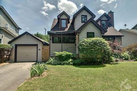 House for sale at 31 Birch Ave Ottawa Ontario - MLS: 1199491