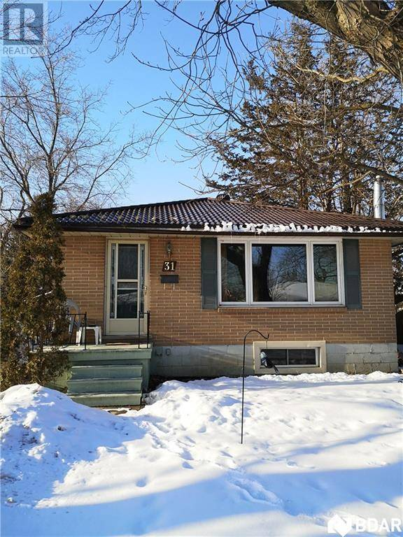 Townhouse for rent at 31 Bothwell Cres Barrie Ontario - MLS: 30791379