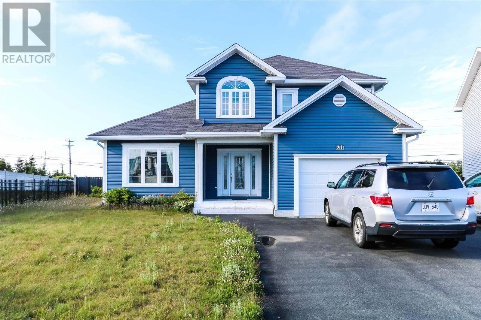 House for sale at 31 Brad Gushue Cres St. John's Newfoundland - MLS: 1221781