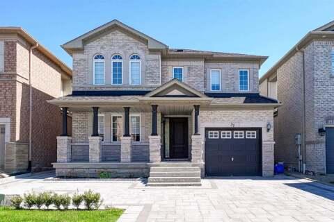 House for sale at 31 Bunting Dr Vaughan Ontario - MLS: N4766310