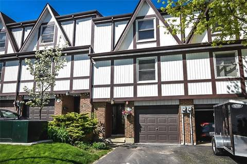 Townhouse for sale at 31 Burdock Ln Dundas Ontario - MLS: H4053969
