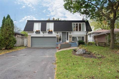 House for sale at 31 Carol Rd Barrie Ontario - MLS: S4611106