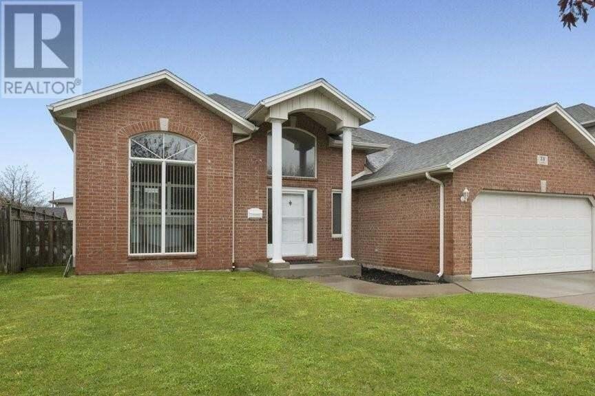 House for sale at 31 Cedar Dr Leamington Ontario - MLS: 20005756