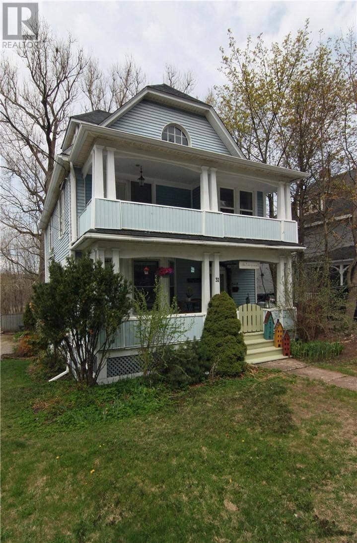 House for sale at 31 Centennial Rd Hampton New Brunswick - MLS: NB004883