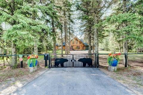 House for sale at 31 Centre Ave Bragg Creek Alberta - MLS: C4237240