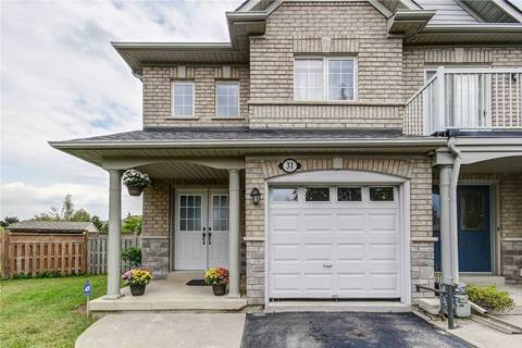 Townhouse for sale at 31 Checkerberry Cres Brampton Ontario - MLS: W4553513