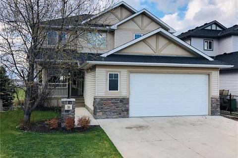 House for sale at 31 Cimarron Park Green Okotoks Alberta - MLS: C4286021