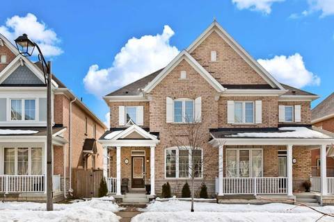 Townhouse for sale at 31 Cinemark Ave Markham Ontario - MLS: N4702901