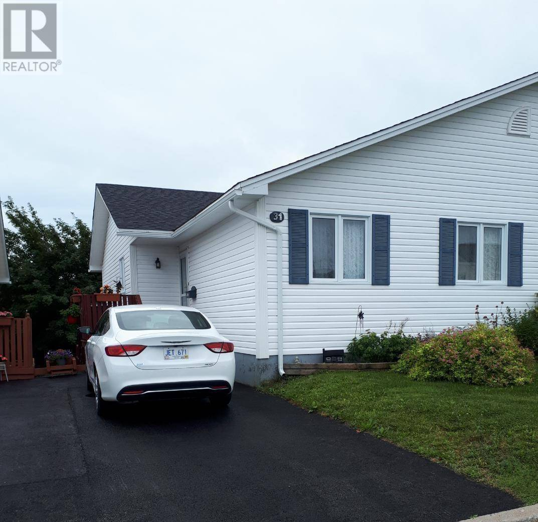 House for sale at 31 Clover Brae Cres Mount Pearl Newfoundland - MLS: 1201196