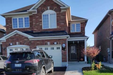 Townhouse for rent at 31 Coachlight Cres Brampton Ontario - MLS: W4960999