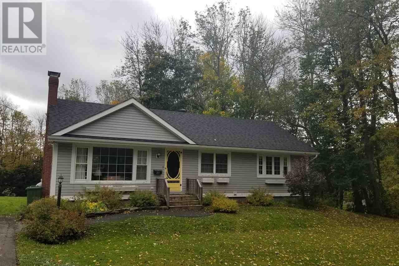 House for sale at 31 Cottage St Pictou Nova Scotia - MLS: 202022578