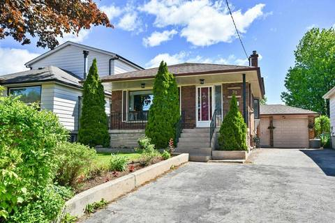 House for sale at 31 Cotton Ave Toronto Ontario - MLS: E4475323