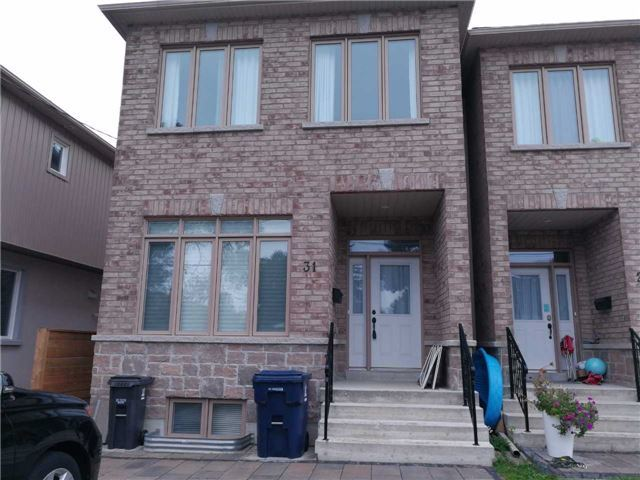For Rent: 31 Coventry Street, Toronto, ON   1 Bed, 4 Bath House for $3,000. See 20 photos!