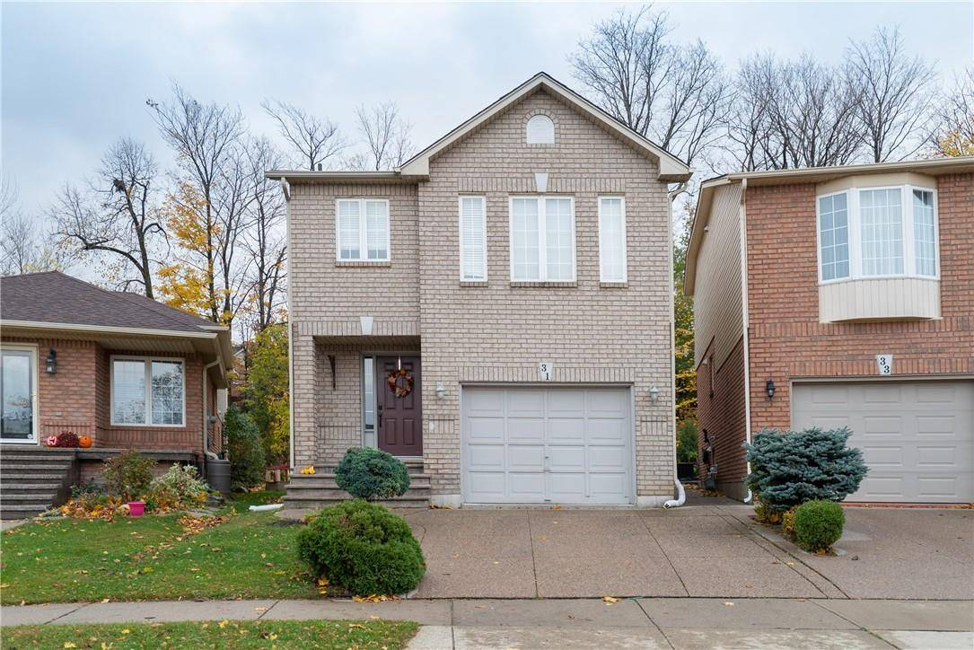 House for sale at 31 Dalegrove Cres Stoney Creek Ontario - MLS: H4068662