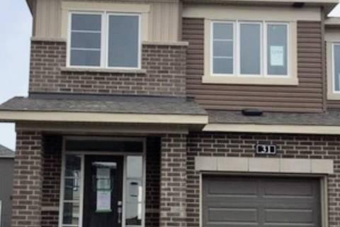 Townhouse for rent at 31 Damselfish Wk Ottawa Ontario - MLS: X4736497