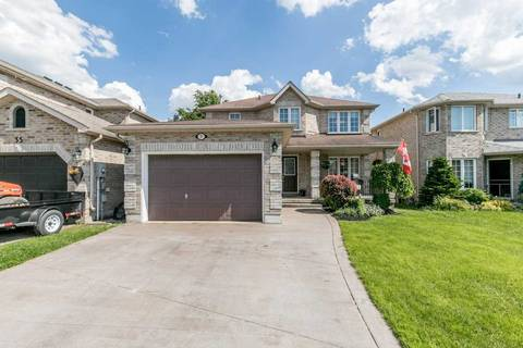 House for sale at 31 Darcel Cres Barrie Ontario - MLS: S4504835