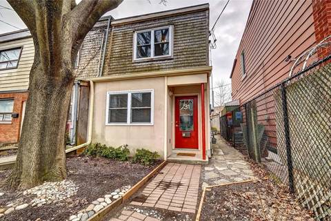 Townhouse for sale at 31 Delaney Cres Toronto Ontario - MLS: C4723759