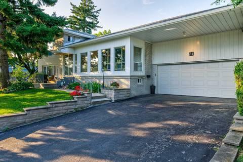 House for rent at 31 Dewsbury Cres Toronto Ontario - MLS: W4537178