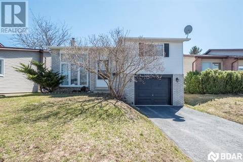 House for sale at 31 Doris Dr Barrie Ontario - MLS: 30730081