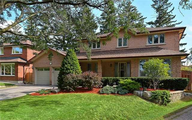 House for sale at 31 Dorman Drive Whitchurch-Stouffville Ontario - MLS: N4257880
