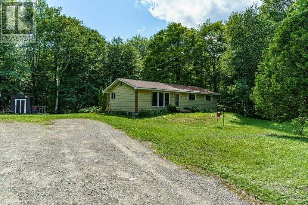House for sale at 31 Downs Rd Utterson Ontario - MLS: 277401