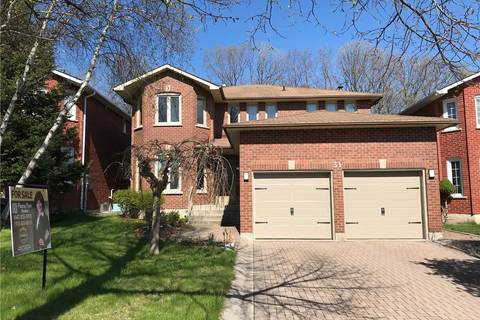 House for sale at 31 Edinburgh Dr Richmond Hill Ontario - MLS: N4429527
