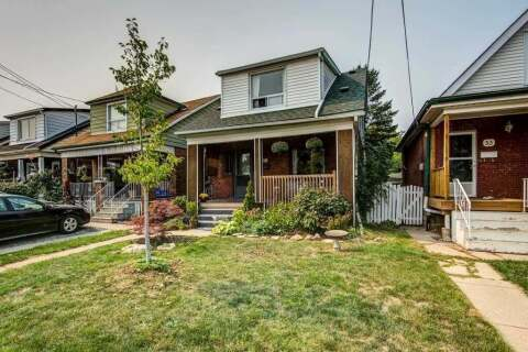 House for sale at 31 Ellis Ave Hamilton Ontario - MLS: X4918183