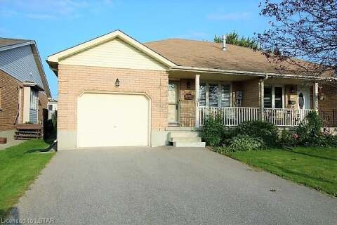 House for sale at 31 Fanjoy Dr St. Thomas Ontario - MLS: 40021560