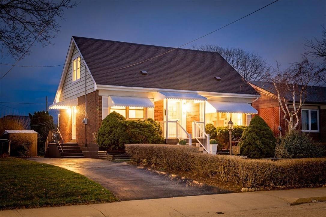 House for sale at 31 Ferrara St Hamilton Ontario - MLS: H4075889