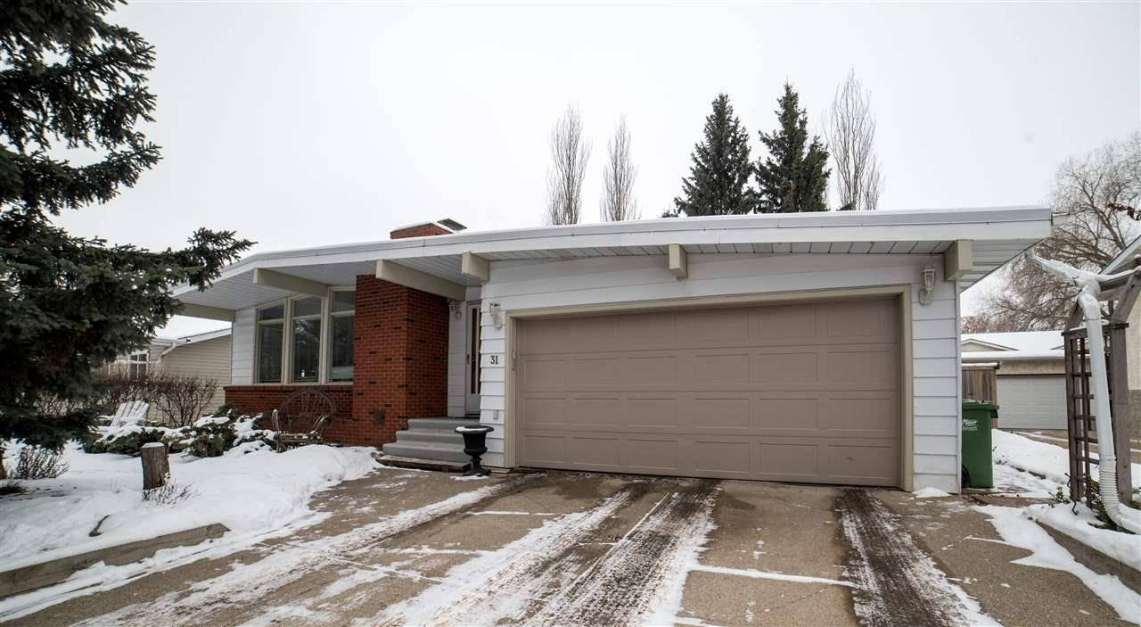 House for sale at 31 Finch Cres St. Albert Alberta - MLS: E4182802