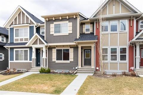Townhouse for sale at 31 Fireside Parkway  Cochrane Alberta - MLS: C4282883
