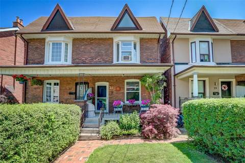 Townhouse for sale at 31 Fisken Ave Toronto Ontario - MLS: W4516362