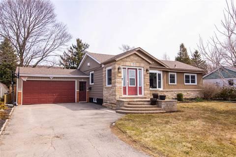 House for sale at 31 Floresta Ct Hamilton Ontario - MLS: X4401689
