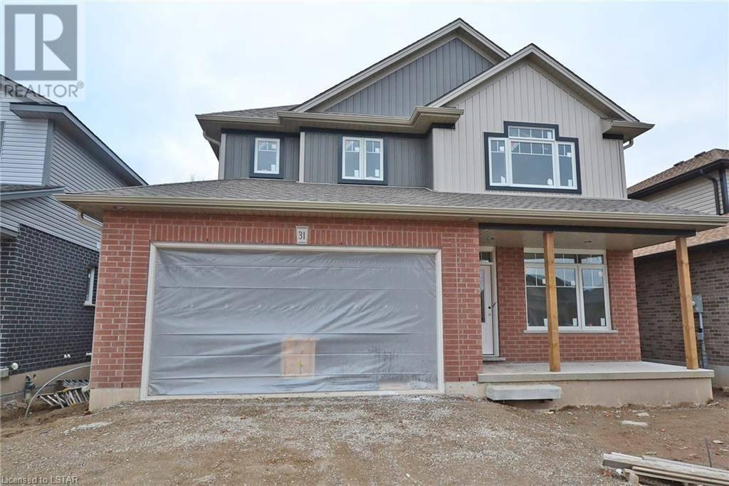 House for sale at 31 Freeman Ln St. Thomas Ontario - MLS: 218640