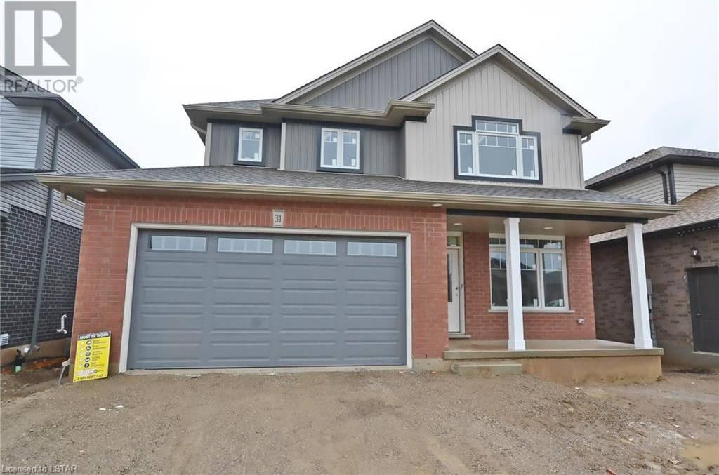 House for sale at 31 Freeman Ln St. Thomas Ontario - MLS: 239521