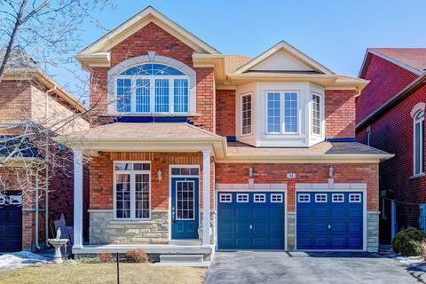 House for sale at 31 Freesia Rd Brampton Ontario - MLS: W4449836