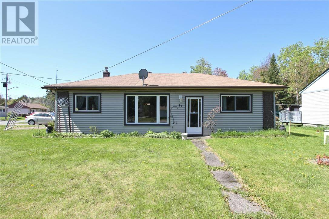House for sale at 31 Gill Ave Onaping Ontario - MLS: 2075844