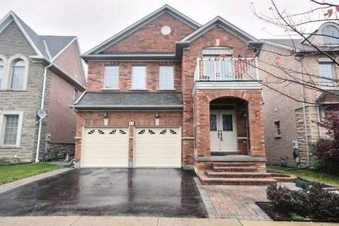 House for rent at 31 Giordano Wy Vaughan Ontario - MLS: N4541813