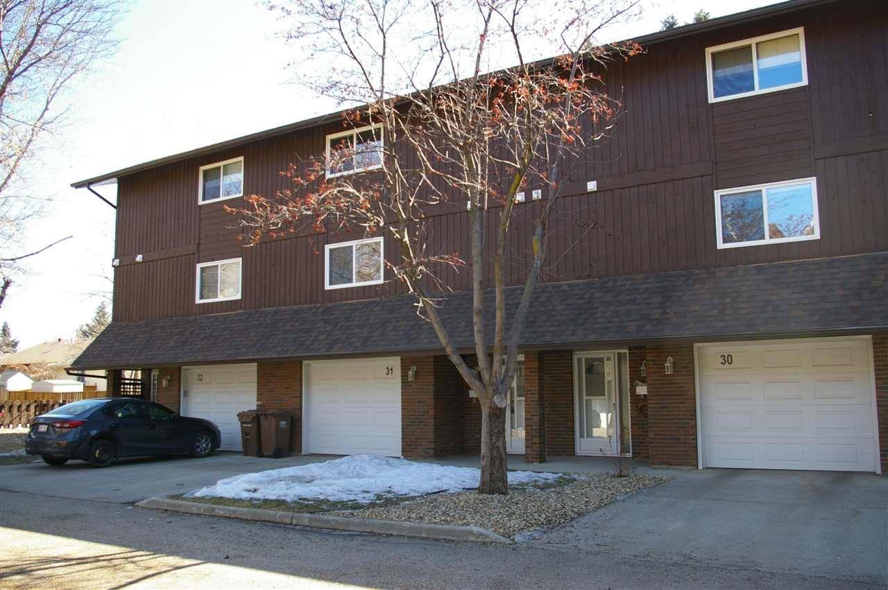 Townhouse for sale at 31 Glaewyn Es  St. Albert Alberta - MLS: E4194865