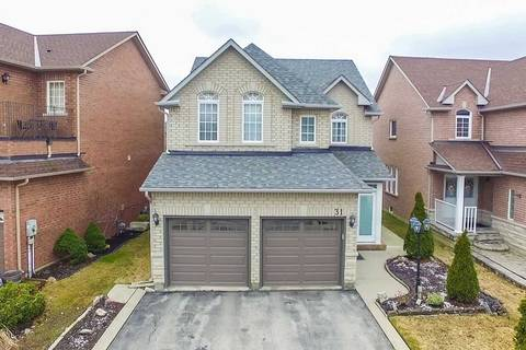 House for sale at 31 Gray Park Dr Caledon Ontario - MLS: W4731906