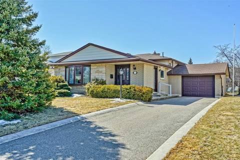 House for sale at 31 Greystone Cres Brampton Ontario - MLS: W4421305