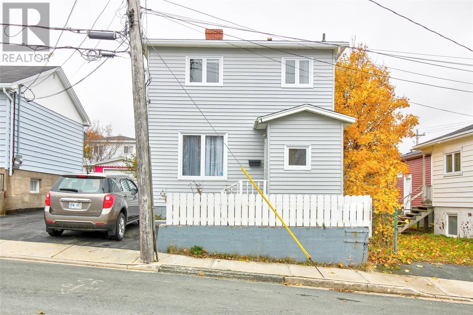 House for sale at 31 Hamel St St. John's Newfoundland - MLS: 1207007