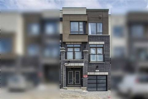 Townhouse for sale at 31 Harold Lawrie Ln Markham Ontario - MLS: N4643279