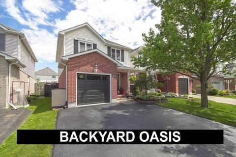 House for sale at 31 Hearthstone Cres Clarington Ontario - MLS: E4496060
