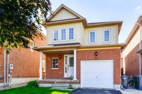 House for sale at 31 Heartleaf Cres Brampton Ontario - MLS: W4506788
