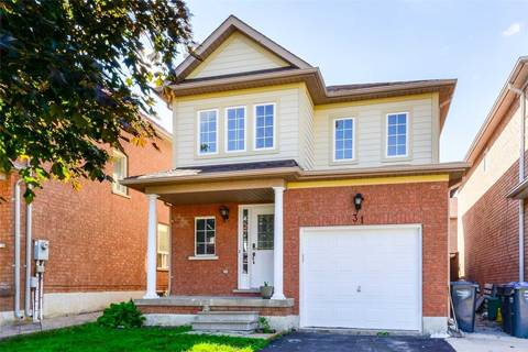 House for sale at 31 Heartleaf Cres Brampton Ontario - MLS: W4553748