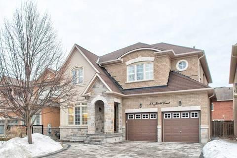 House for sale at 31 Jacobi Ct Vaughan Ontario - MLS: N4702732
