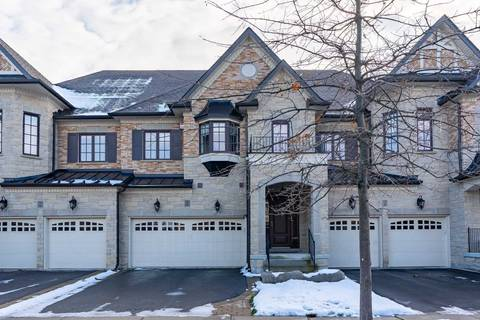 Townhouse for sale at 31 Jenny Thompson Ct Richmond Hill Ontario - MLS: N4646659