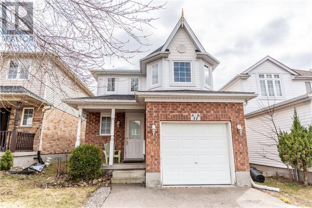 House for sale at 31 Jerry Dr Cambridge Ontario - MLS: 30801749