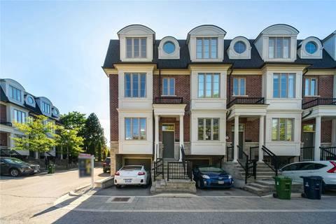Townhouse for sale at 31 Johnson Farm Ln Toronto Ontario - MLS: C4571818